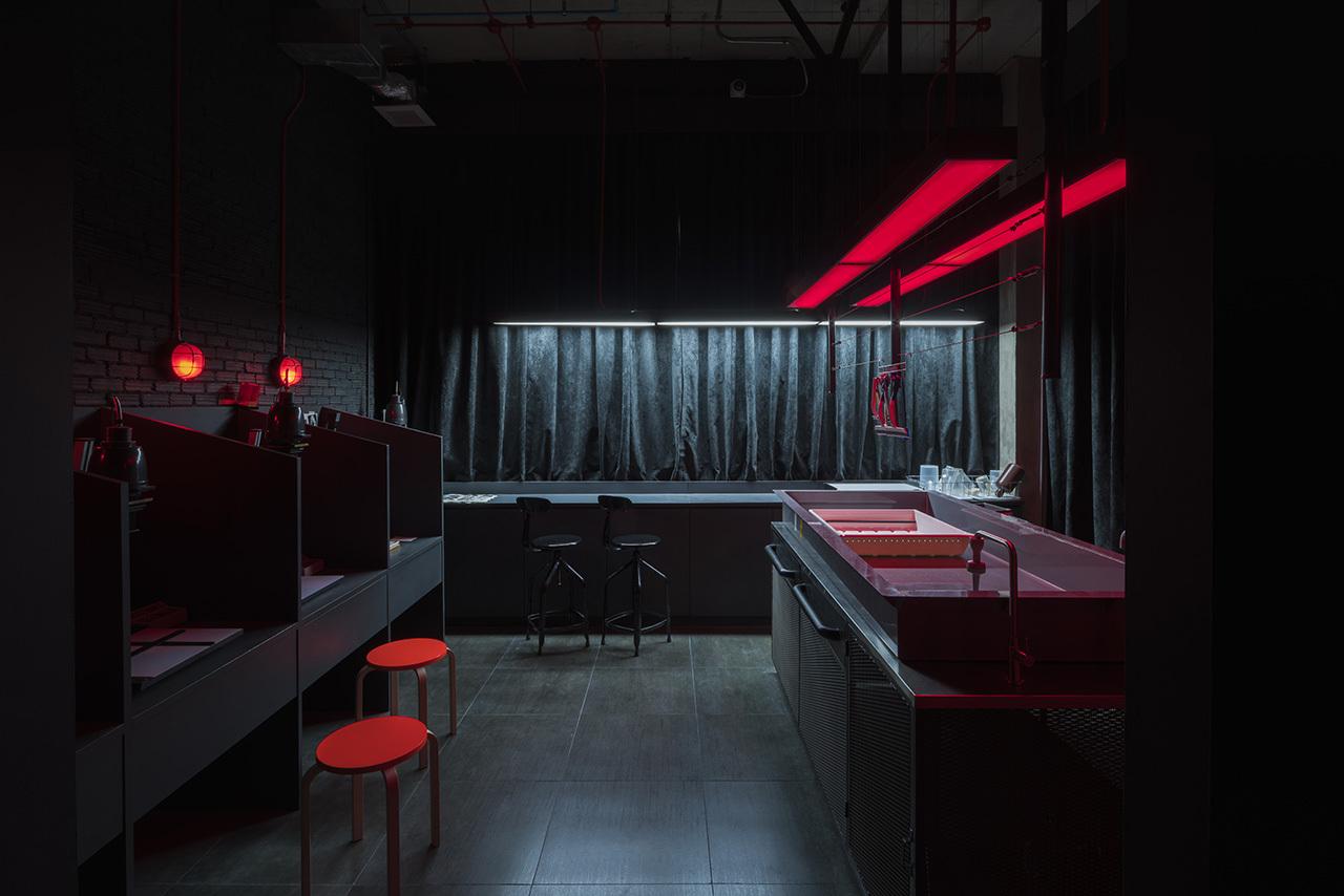Dark Room  jjafullercom
