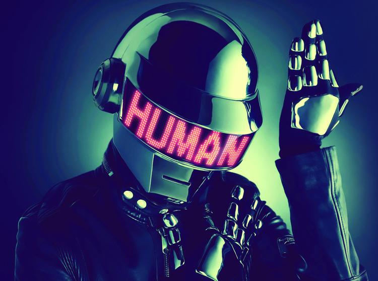 España, Chile, Argentina y Brasil entre los 70 proyectos de la Bienal de Diseño de Estambul 2016, Human Helmet, Daft Punk (2005). . Image Cortesía de Istanbul Design Biennial
