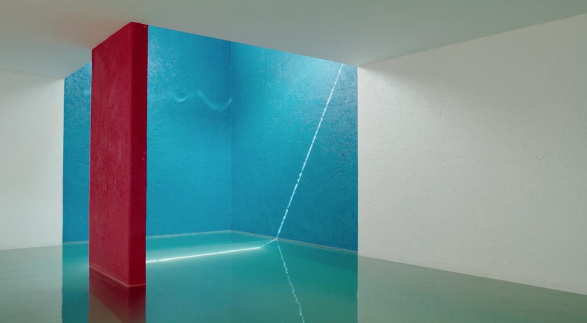 In Residence Inside Casa Gilardi Luis Barrag 225 N S Final House Design Archdaily