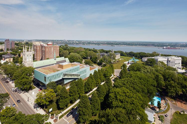 Ciudad Cultural del Año: Québec City. Imagen © Bruce Damonte