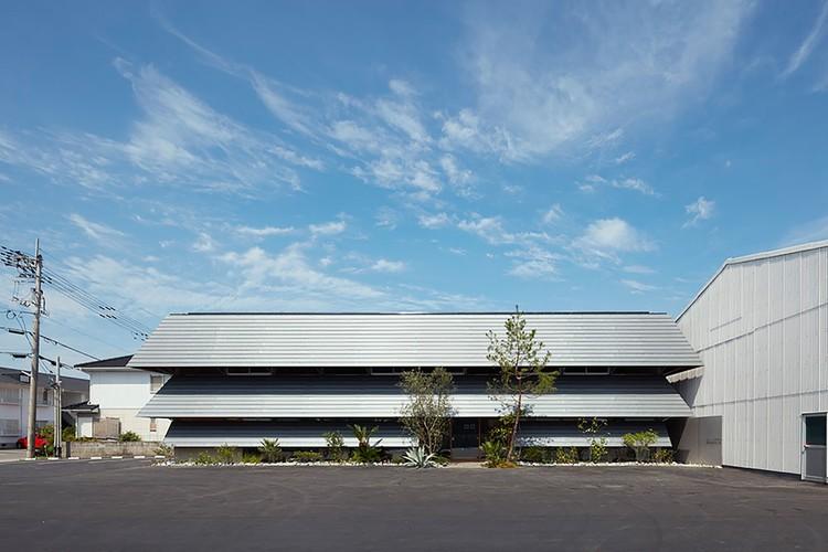 Office in Tokushima  / OHArchitecture, © Toshiyuki Yano