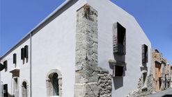 QUID Vicolo Luna / Lillo Giglia Architecture