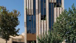 Edificio Oficial Jey / Sarsayeh Architectural Office