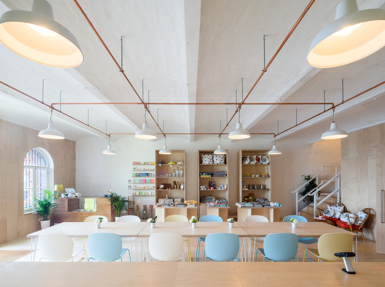 Archive Homestore & Kitchen / Haptic Architects . Image Cortesía de The Restaurant & Bar Design Awards