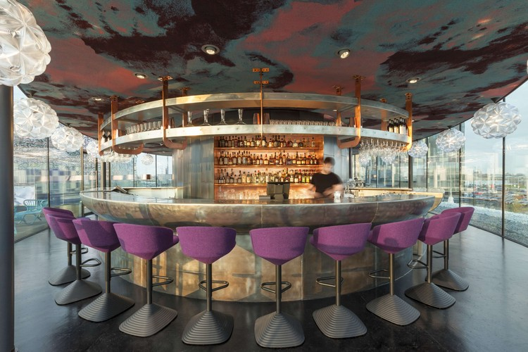 Craft London Bar / Design Research Studio . Image Cortesía deThe Restaurant & Bar Design Awards