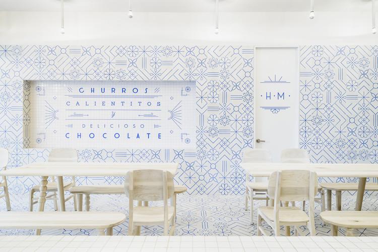 El Moro / Cadena & Asociados. Image Cortesía de The Restaurant & Bar Design Awards