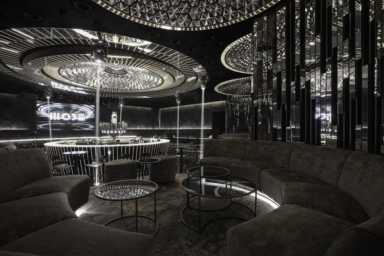 Flash / Mode. Image Cortesía de The Restaurant & Bar Design Awards