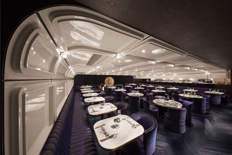 Foxglove / NCDA. Image Cortesía de The Restaurant & Bar Design Awards
