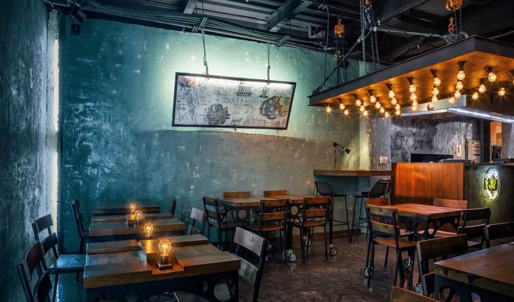 Jo Grilled Food / WhiteRhino Design Group . Image Cortesía de The Restaurant & Bar Design Awards