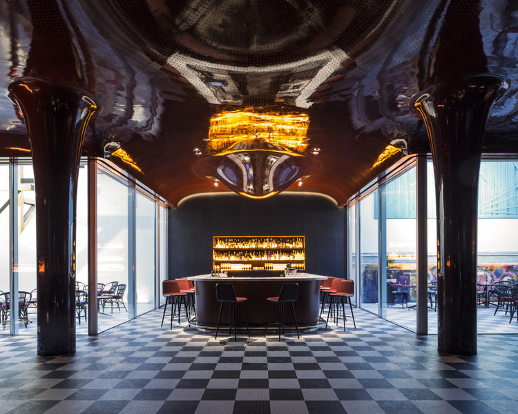 Les Bains / RDAI. Image Cortesía de The Restaurant & Bar Design Awards