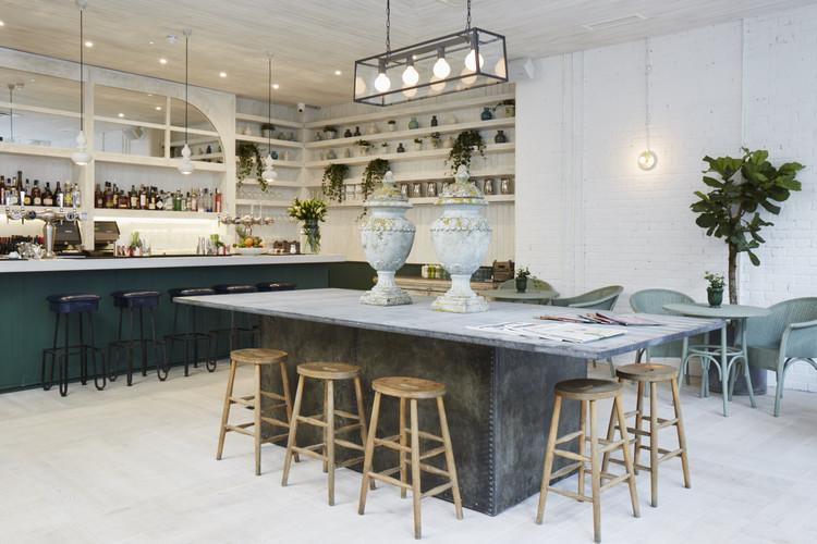 No.1 Duke Street / Box 9 Design & Red Deer Architects . Image Cortesía de The Restaurant & Bar Design Awards