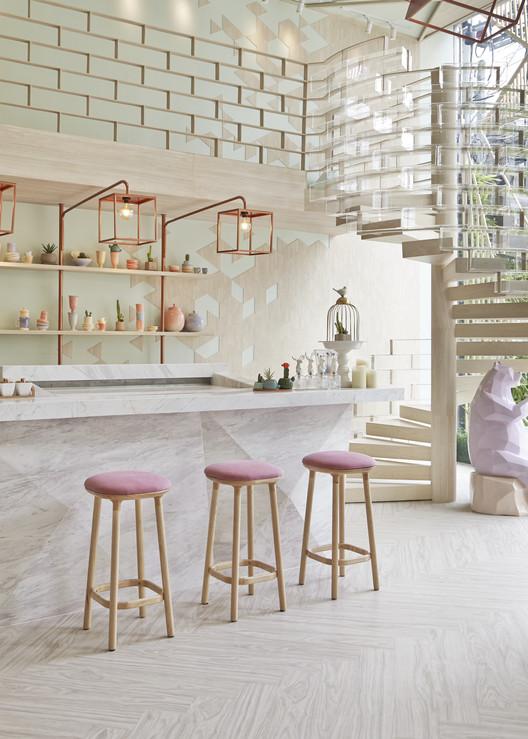 Shugaa / Party Space Design. Image Cortesía de The Restaurant & Bar Design Awards