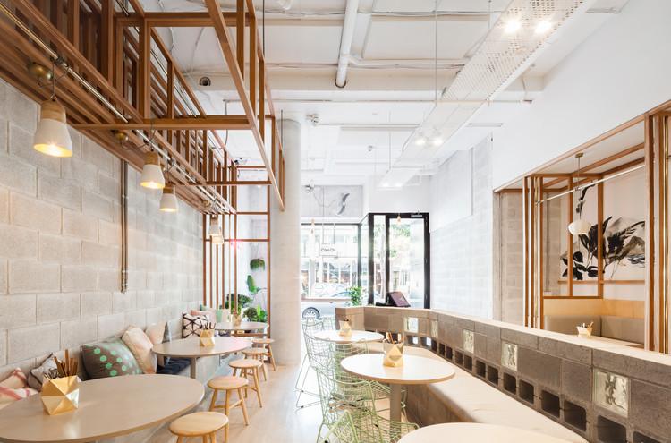 So 9 / Brand Works. Image Cortesía de The Restaurant & Bar Design Awards