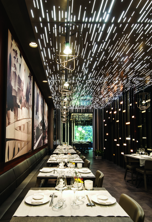 Taiyo / Maurizio Lai. Image Cortesía de The Restaurant & Bar Design Awards