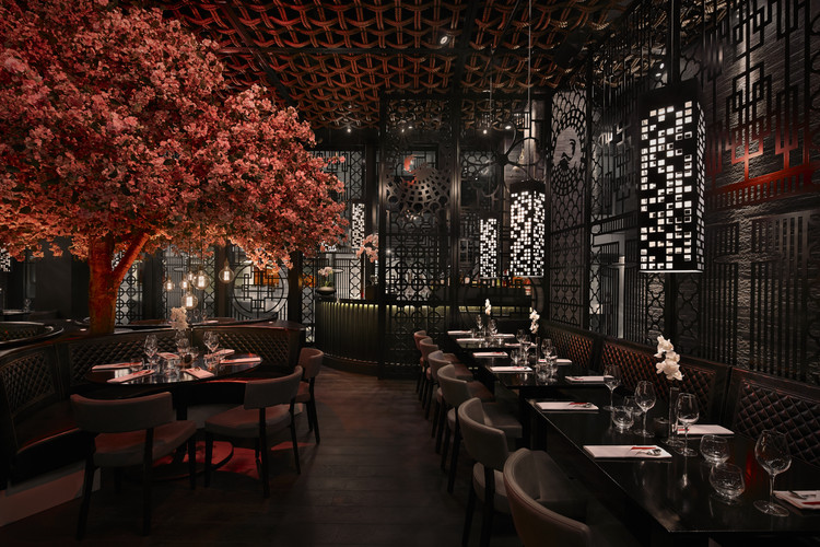 Tattu / Edwin Pickett . Image Cortesía de The Restaurant & Bar Design Awards