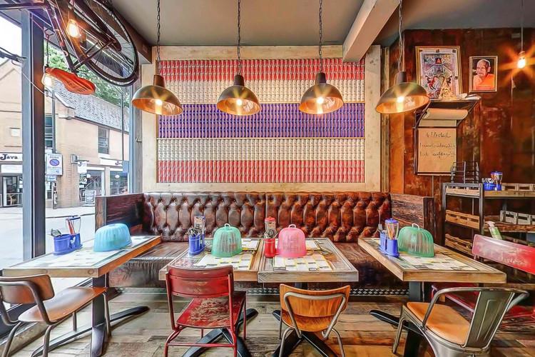 Thaikhun / Jonathon Morgan Design Associates . Image Cortesía de The Restaurant & Bar Design Awards