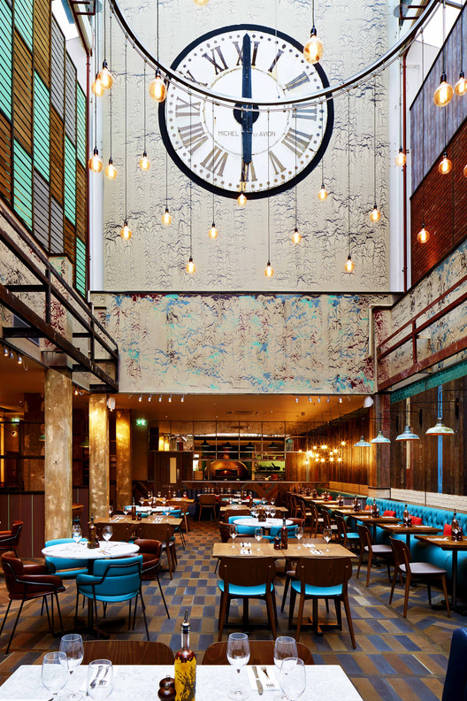 Wildwood Kitchen / Design Command . Image Cortesía de The Restaurant & Bar Design Awards