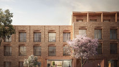Affordable Pocket Apartments on Site of Former Office Building Secure Planning Permission in England