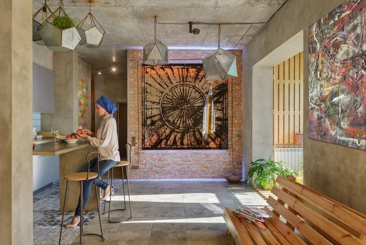 House of the Sun / Keivani Architects + Studio Persian Primavera, © Sergey Savchenko