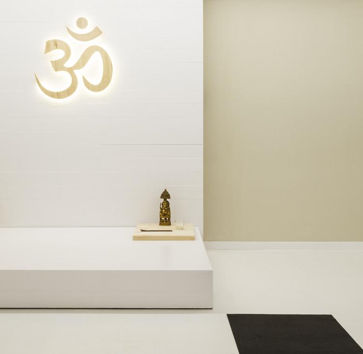YogaOne Mandri / Studio Shito. Barcelona, España. Image © Marcela Grassi