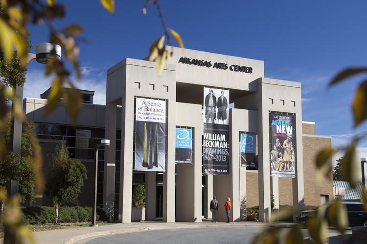 Studio Gang, Shigeru Ban Among 5 Shortlisted for Arkansas Arts Center Expansion, Courtesy of Arkansas Arts Center