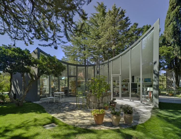 Casa Aljibe - vivienda unipersonal. Image Cortesía de COAM