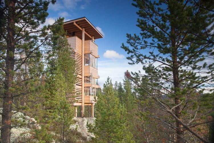 Moose Tower / RAM Arkitektur AS, © Sam Hughes