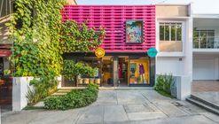 Casa Taller Croquis / Espacio Colectivo Arquitectos