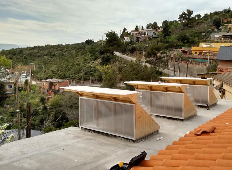 Proyecto REC. Image Cortesía de ETSAV, Simona Cerri