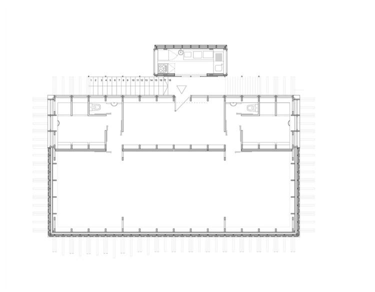 AYC / DX Arquitectos. Santiago de Chile