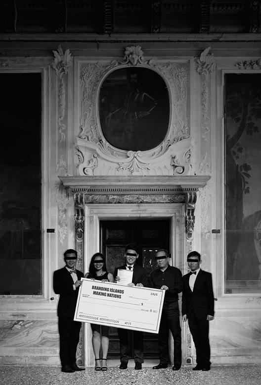 """Branding Islands Making Nations"" Case Study Competition at La Biennale di Venezia, Courtesy of Unknown"