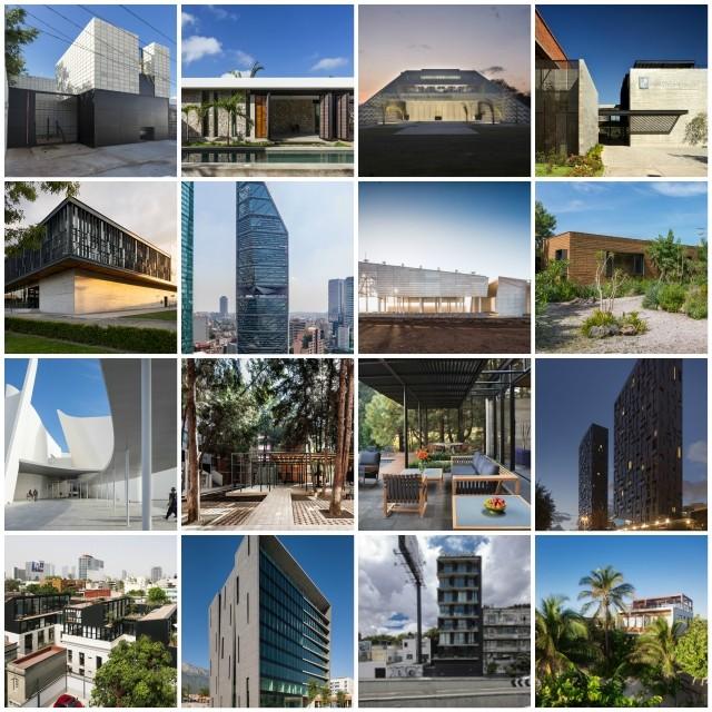 Se anuncian los ganadores de la Bienal Nacional de Arquitectura Mexicana 2016