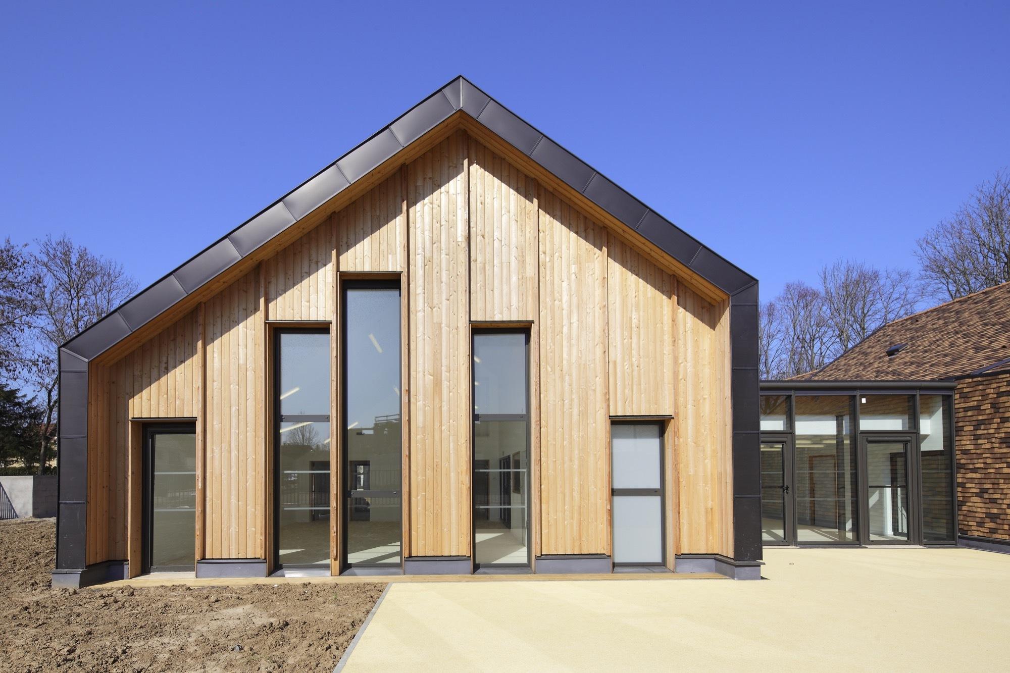 Maison de l enfance nomade architectes architecture for Architecture des maison