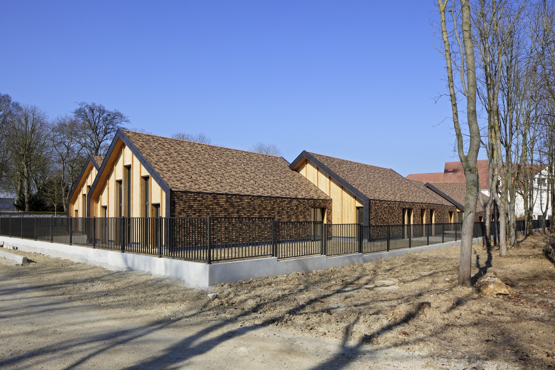 Gallery of maison de l enfance nomade architectes 1 - Maison des architectes ...