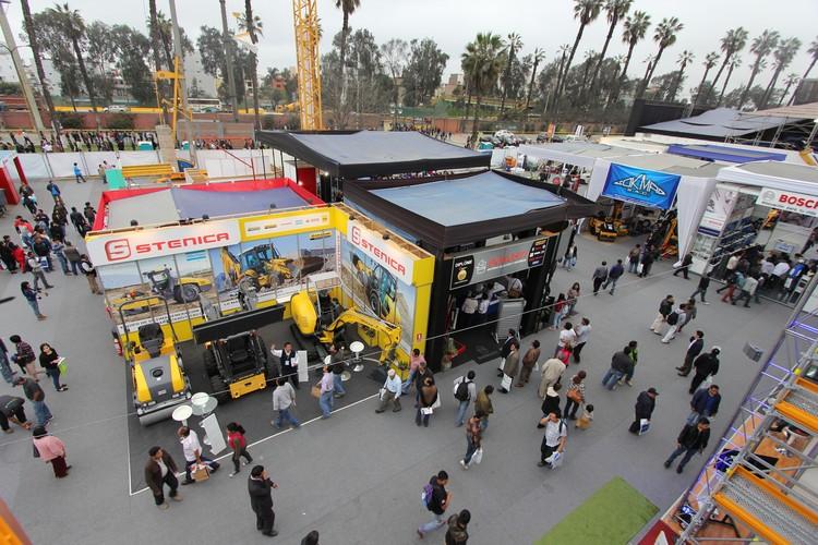 550 expositores se presentarán en la Excon 2016, el evento más importante del sector de la construcción en Lima, Cortesía de Excon