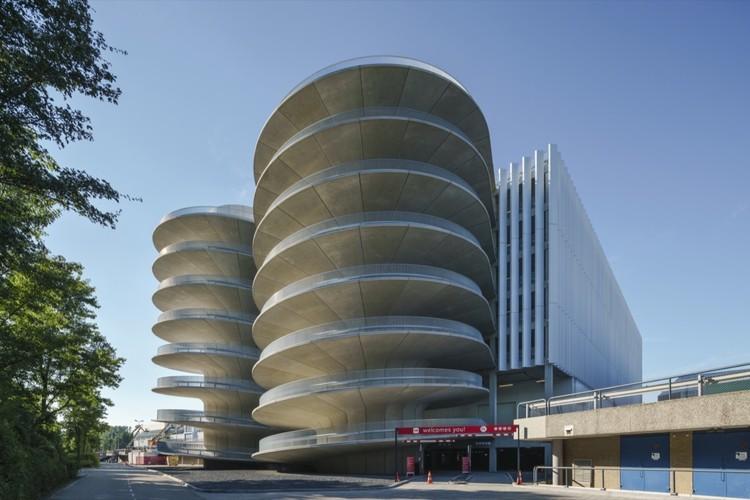 RAI Car Park / Benthem Crouwel Architects, © Jannes Linders