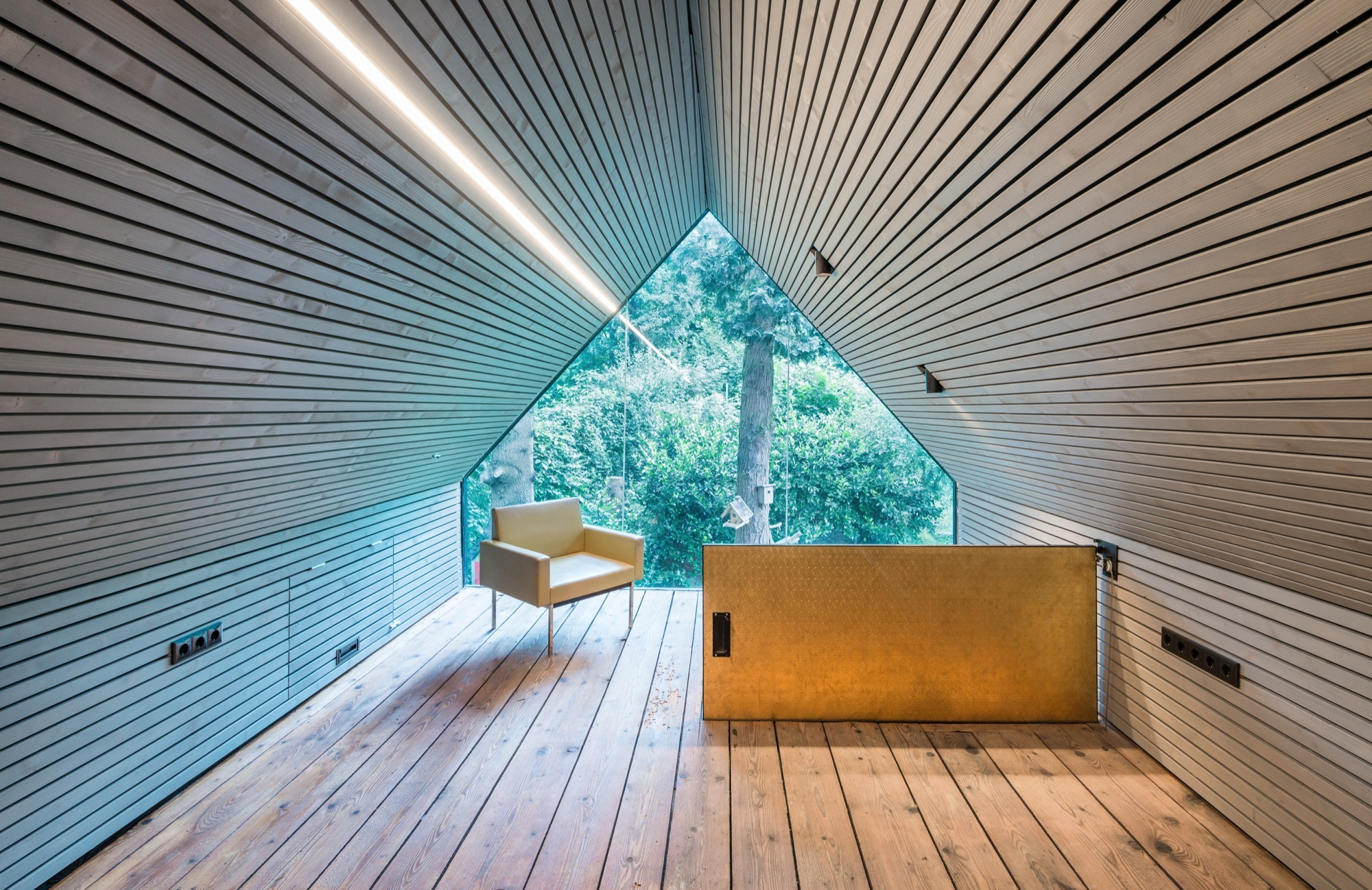 Gallery Of The Enchanted Shed Sue Architekten 9
