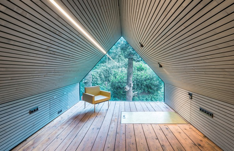 The Enchanted Shed / Sue Architekten , © Andreas Buchberger