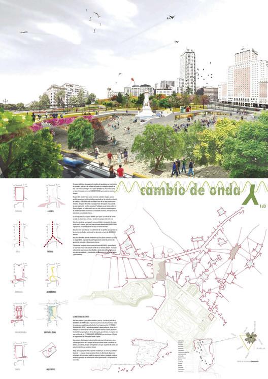 Cambio de Onda. Image © Difusión Ayuntamiento de Madrid