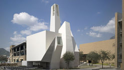 Pueblo Serena Church / Moneo Brock Studio