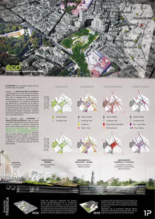 Eco2Madrid. Image © Difusión Ayuntamiento de Madrid