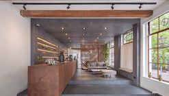 Almacén The Cold Pressed Juicery en Prinsengracht  / Standard Studio
