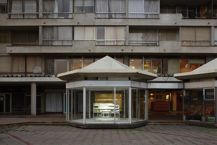 Cristobal Palma. Image Cortesía de ÁREA