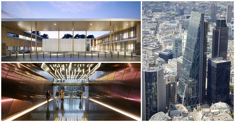 2016 BCO Awards Name the Best Office Buildings in the UK