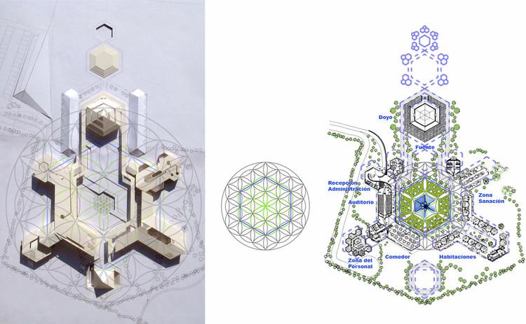 Centro Holístico Punto Zero / Dio Sustentable. Putaendo, Chile