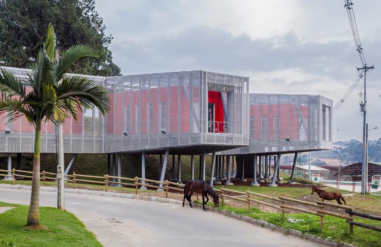Equipo Mazzanti recibe dos galardones del American Architecture Prize 2016, © Rodrigo Dávila