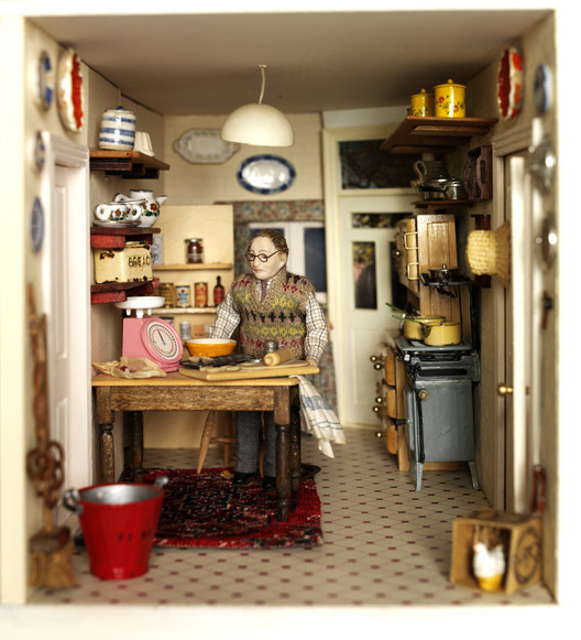 Dollhouse Miniatures Victoria Bc: 12 Dollhouses That Trace 300 Years Of British Domesticity