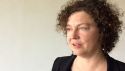 Renata Sentkiewicz: 'El cambio climático ofrece una excusa para plantearse nuevas técnicas proyectuales'