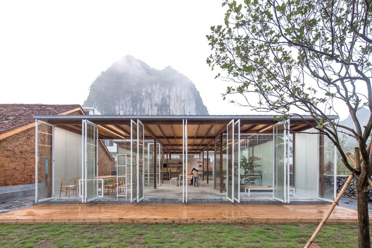 The South Yard  / Advanced Architecture Lab + Atelier UPA, © Arch-exist photography