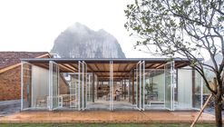The South Yard  / Advanced Architecture Lab + Atelier UPA